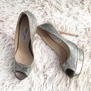 Jimmy school heels